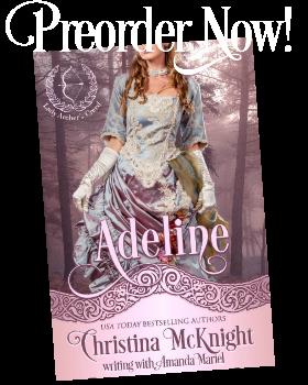Adeline Christina McKnight Amanda Mariel Regency Romance