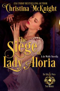 Christina McKnight Regency Romance The Siege of Lady Aloria