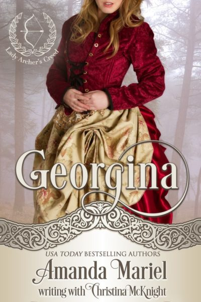 Christina McKnight and Amanda Mariel Regency Romance Georgina