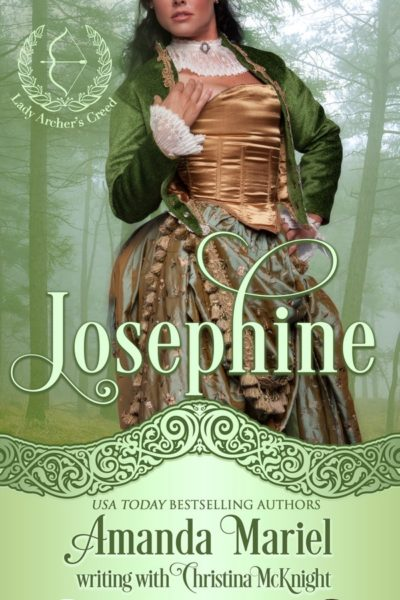 Christina McKnight and Amanda Mariel Regency Romance Josephine