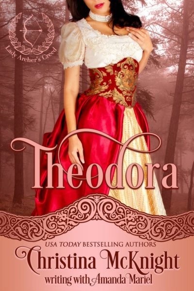 Christina McKnight's Regency Romance Theodora