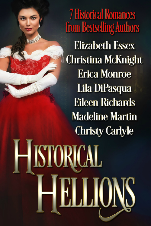 Historical Hellions, Historical Romance Author Set