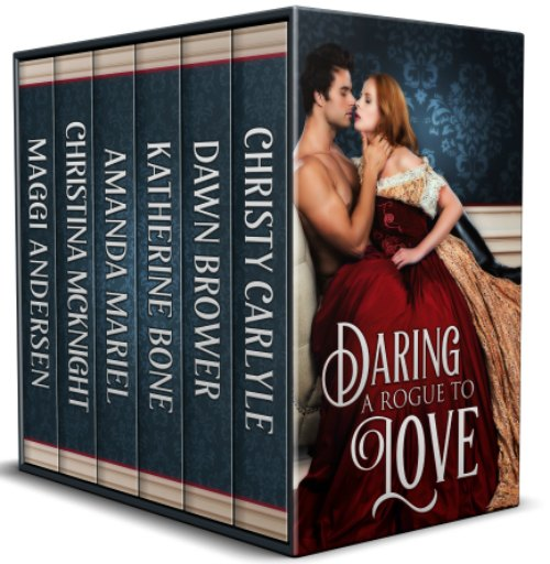 Daring a Rogue to Love Multi Author Box Set