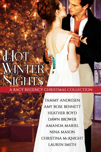 Hot Winter Nights Regency Romance Box Set Cover