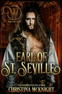 arl of St Seville Christina McKnight Wicked Earls Club Regency Romance