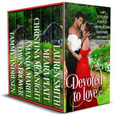 Devoted to Love Multi Author Regency Romance Novelists Box Set